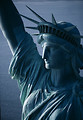 Free Stock Photo: Close-up of the Statue of Liberty monument.