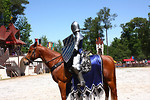 Free Stock Photo: A knight at the 2011 Georgia Renaissance Festival.