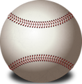 Free Stock Photo: Illustration of a baseball.