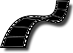 Free Stock Photo: Illustration of a filmstrip.
