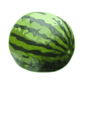 Free Stock Photo: Illustration of a watermelon