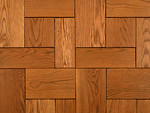 Free Stock Photo: A parquet wood texture pattern