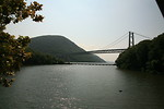Free Stock Photo: Bear Mountain Bridge