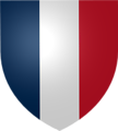 Free Stock Photo: Illustration of a French Coat of Arms