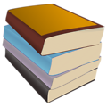 Free Stock Photo: Illustration of books.