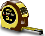 Free Stock Photo: Illustration of a tape measure