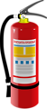 Free Stock Photo: Illustration of a fire extinguisher