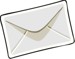Free Stock Photo: Illustration of an envelope