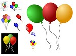 Free Stock Photo: Balloon clip art.