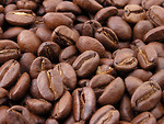 Free Stock Photo: Close-up of roasted coffee beans