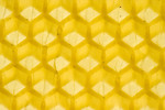 Free Stock Photo: Close-up of a honeycomb