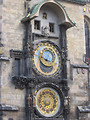 Free Stock Photo: Prague Astronomical Clock in the Old Town Square