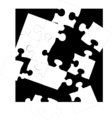 Free Stock Photo: Illustration of puzzle pieces