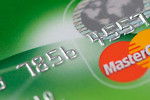 Free Stock Photo: Close-up of a credit card.