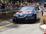 Free Stock Photo: A NASCAR race car at the 2009 Red Bull Soap Box Derby in Atlanta, Georgia