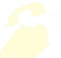 Free Stock Photo: Illustration of a telephone ringing.